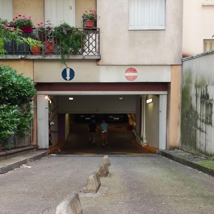 RUE DE L'AMIRAL MOUCHEZ Parking Privaat Gebouw (Overdekt) Paris