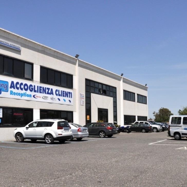 BLU PARKING Discount Parking (Exterieur) Fiumicino (RM)