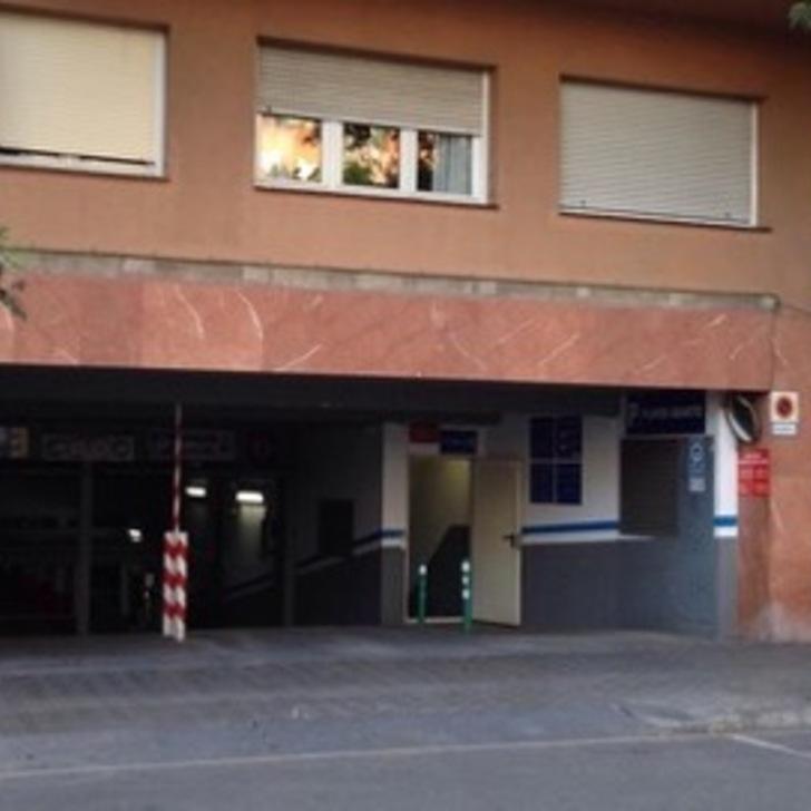 Parque de estacionamento Parking Public PLAFER ABANTO (Couvert) Barcelona