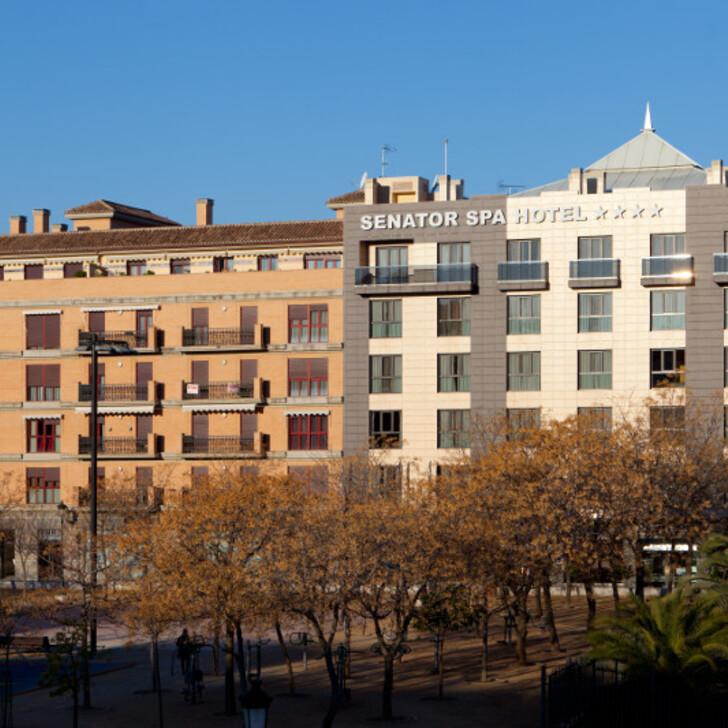 Parcheggio Hotel SENATOR GRANADA SPA (Coperto) Granada