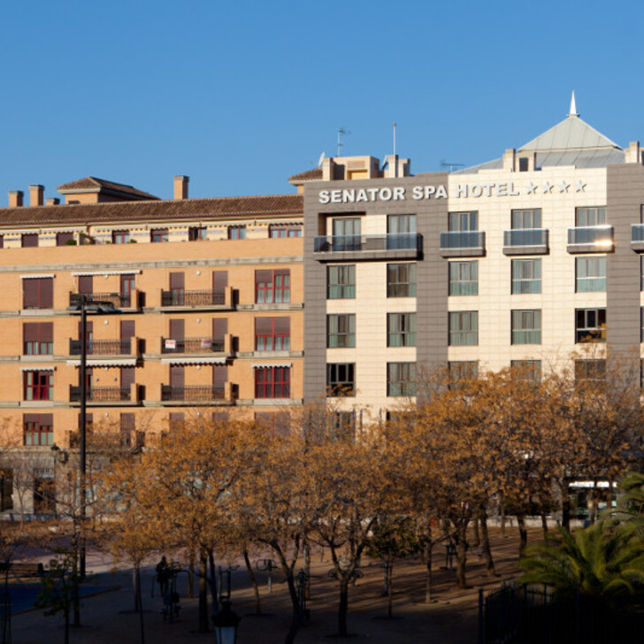 Parking Hotel SENATOR GRANADA SPA (Cubierto) Granada