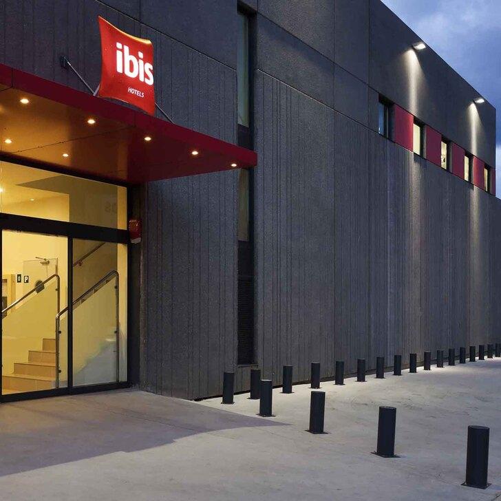 IBIS Y IBIS BUDGET OVIEDO Hotel Parking (Overdekt) Parkeergarage Oviedo