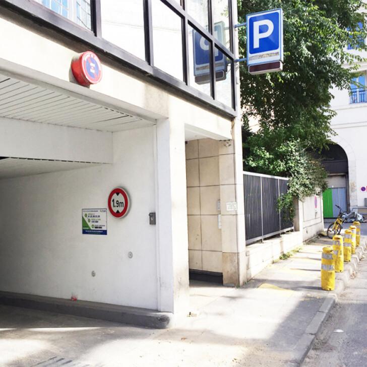 Parking Público BEPARK CHAMPS-ELYSÉES (Cubierto) Paris