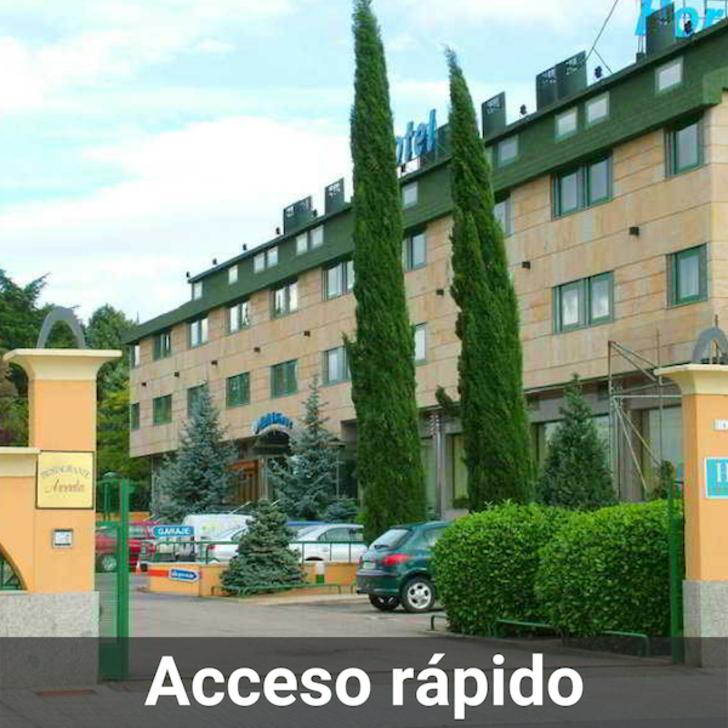 SERCOTEL HORUS SALAMANCA Hotel Parking (Overdekt) Salamanca