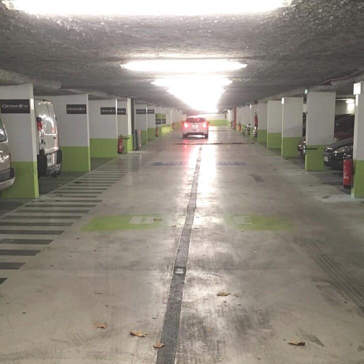 Parcheggio Pubblico BEPARK MARIUS BERLIET (Coperto) Lyon