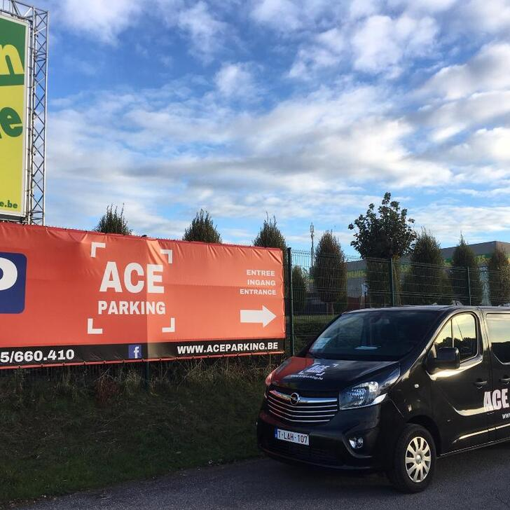 ACE Discount Parking (Exterieur) Gosselies