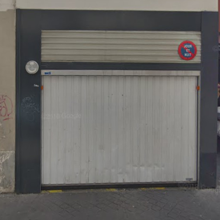 Parking Immeuble RUE VANDREZANNE (Couvert) Paris