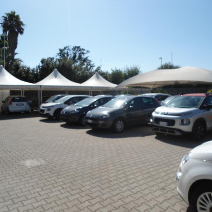 AREA 4 PARKING Discount Parking (Exterieur) Fiumicino