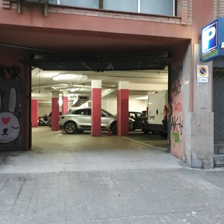 Parcheggio Pubblico PADRIAL (Coperto) Barcelona