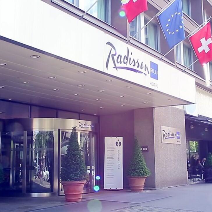 RADISSON BLU HOTEL BASEL Hotel Car Park (Covered) car park Basel