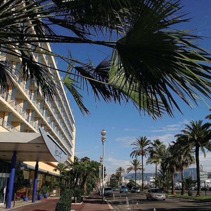 Hotel Parkhaus RADISSON BLU NICE (Überdacht) NICE
