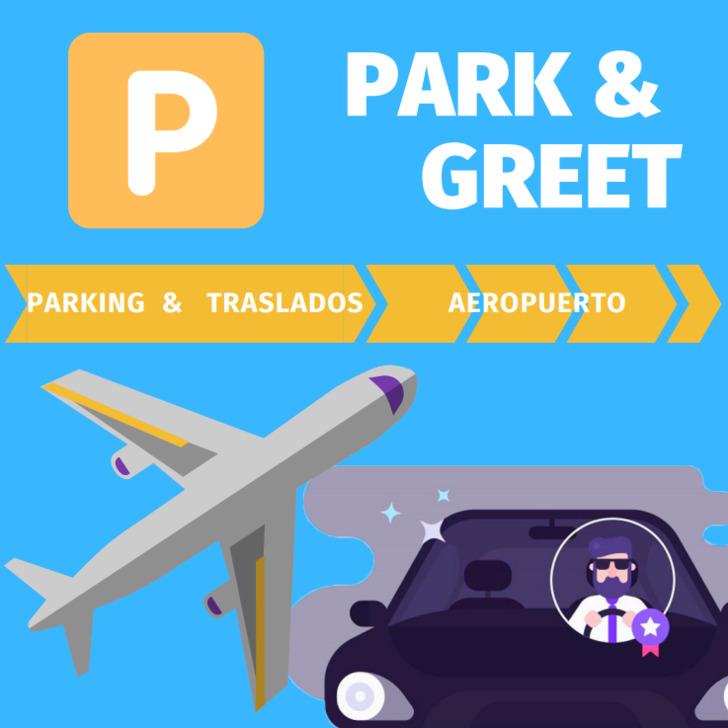 PARK AND GREET Discount Car Park (External) Sant Boi de Llobregat