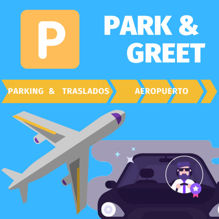 Parking Low Cost PARK AND GREET (Exterior) Sant Boi de Llobregat