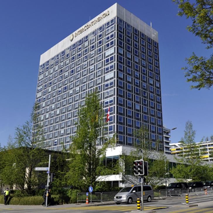 INTERCONTINENTAL GENÈVE Hotel Parking (Overdekt) Parkeergarage Genève