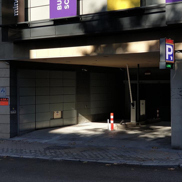 Öffentliches Parkhaus GRUPO BOLTON MARÍA DE MOLINA (Überdacht) Madrid