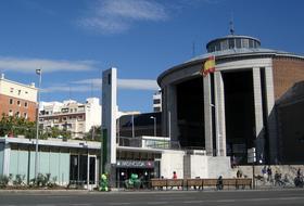 Parking Intercambiador de Moncloa en Madrid : precios y ofertas - Parking de estación | Onepark