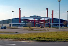 Parkhaus Aéroport de Rouen Vallée de Seine : Preise und Angebote - Parken am Flughafen | Onepark
