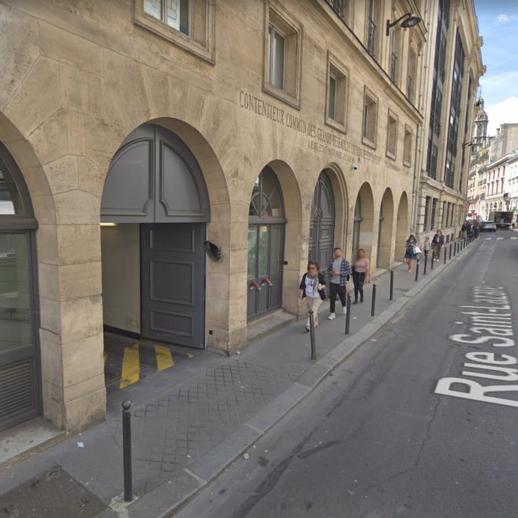 Parking Immeuble RUE SAINT-LAZARE (Couvert) PARIS