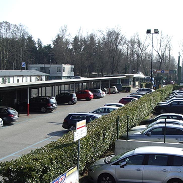 Parcheggio Low Cost STOP&FLY (Esterno) Novegro (MI)