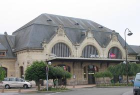 Parkhaus Bahnhof von Dreux : Preise und Angebote   Onepark