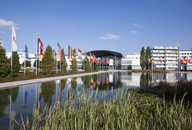 Parkeerplaats Messegelände München : tarieven en abonnementen | Onepark