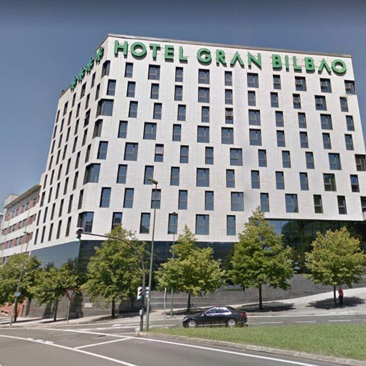 Hotel Parkhaus GRAN BILBAO (Überdacht) Bilbao