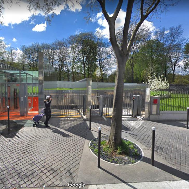 Parcheggio Edificio BOULEVARD DU BOIS LE PRÊTRE (Coperto) Paris