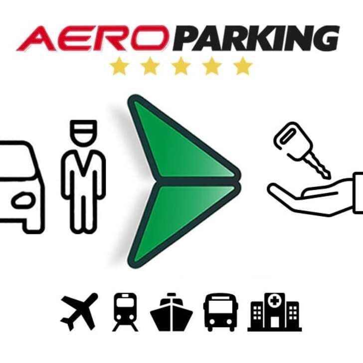 Parkservice Parkhaus AEROPARKING (Extern) Parkhaus Alicante