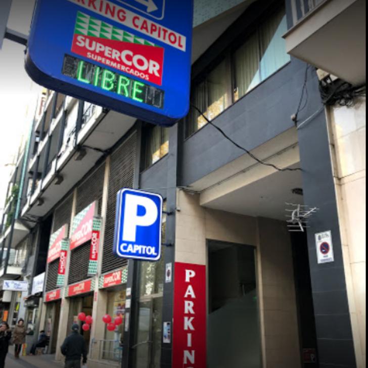 Parking Public GARAJE CAPITOL (Couvert) Santander