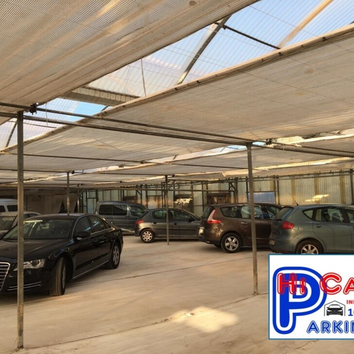 Parking Low Cost HI PARK (Cubierto) Alicante