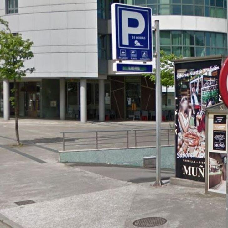 Parking Public PLAYA DE PONIENTE (Couvert) Gijón