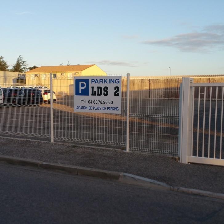 Parking Discount LDS 2 (Extérieur) Carcassonne