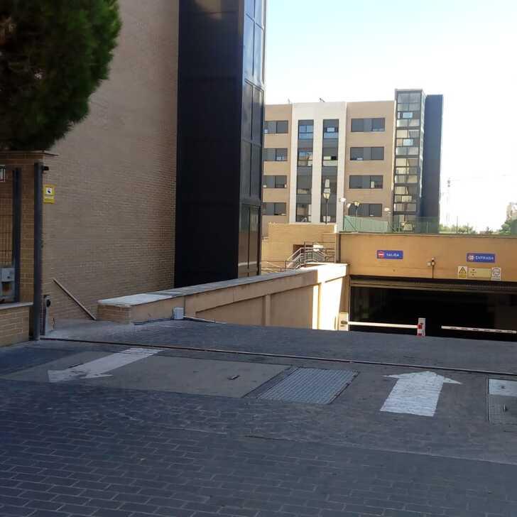 COMPOSTELA SUITES - JE NEWPARK Hotel Parking (Overdekt) Parkeergarage Madrid