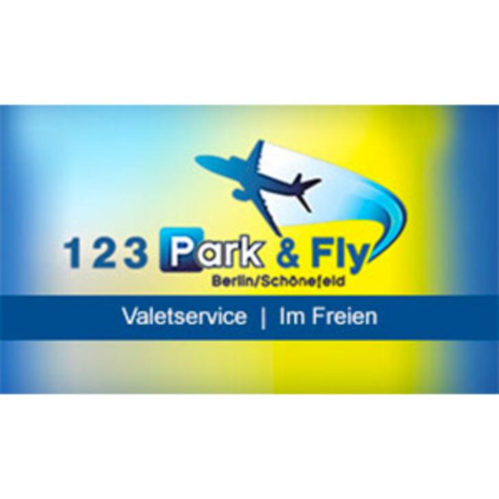 123 PARK & FLY Valet Service Parking (Exterieur) Mittenwalde