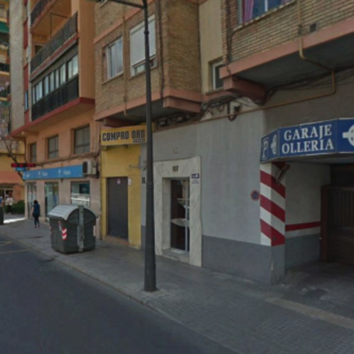 OLLERIA VALENCIA Public Car Park (Covered) Valencia