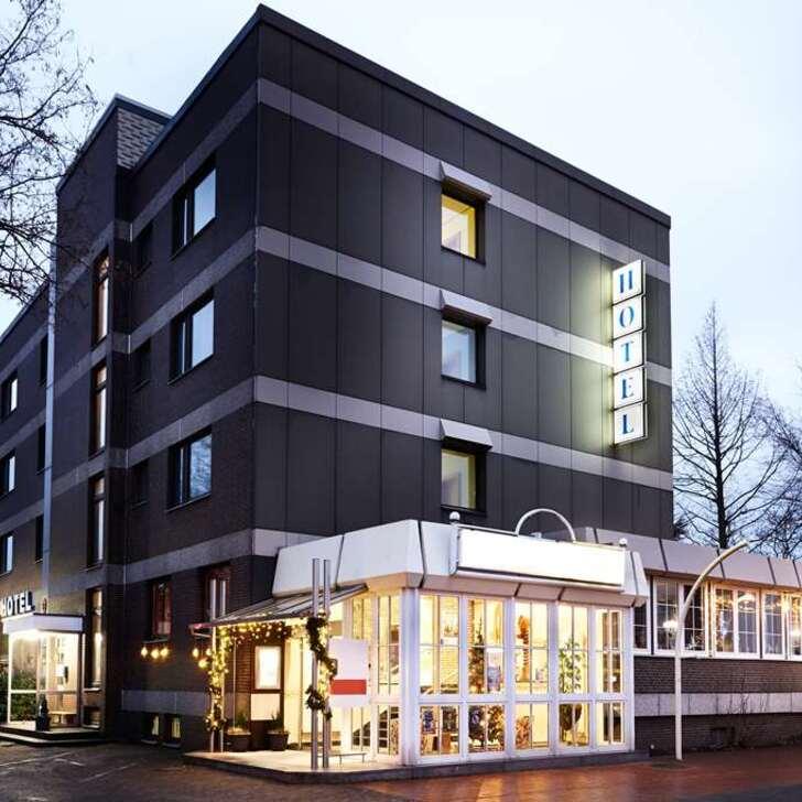 HOTEL HANNOVER AIRPORT BY PREMIERE CLASSE Hotel Parking (Exterieur) Langenhagen