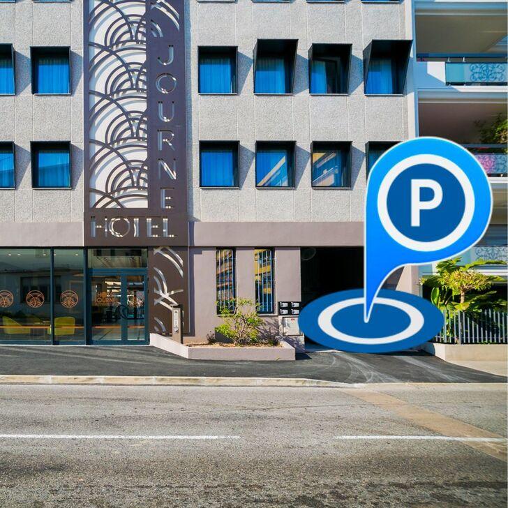 JOURNEL SAINT-LAURENT-DU-VAR Hotel Parking (Overdekt) Parkeergarage Saint-Laurent-du-Var