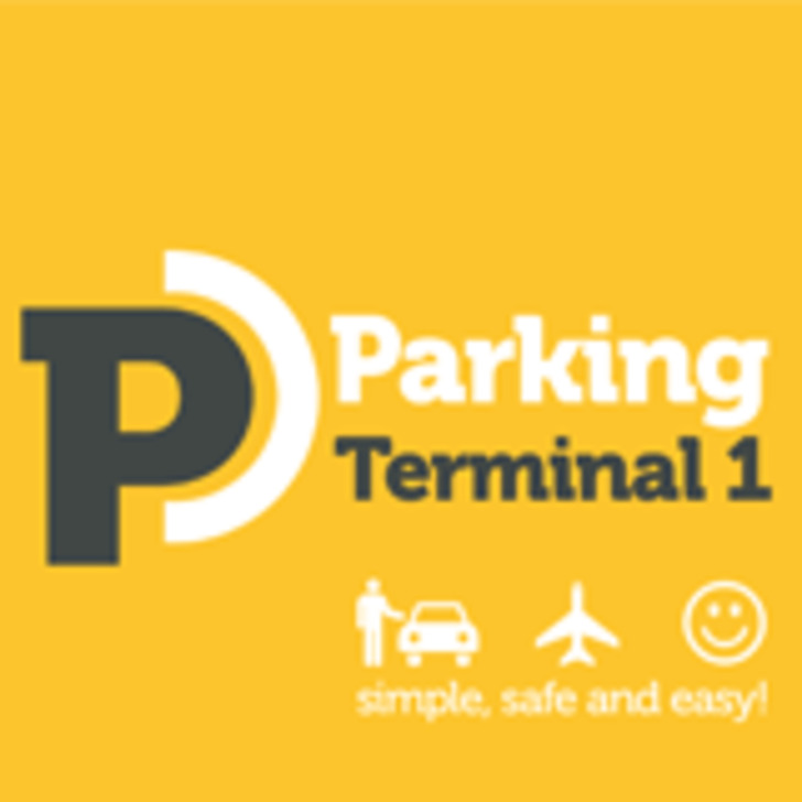 Parque de estacionamento Estacionamento Serviço de Valet PARKING TERMINAL 1 (Exterior) lisboa