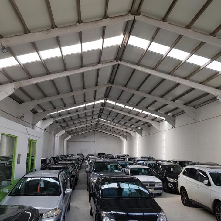 INDOOR PARKING LOW COST Discount Parking (Overdekt) Perafita