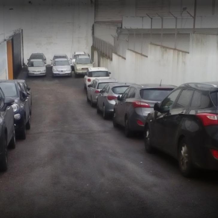 Parque de estacionamento Estacionamento Low Cost JETPARK (Exterior) Prior velho