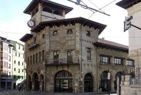 Parking Estación Bilbao-Atxuri  en Bilbao : precios y ofertas - Parking de estación | Onepark