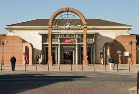 Parking Gare de Creil  à Creil : tarifs et abonnements - Parking de gare | Onepark
