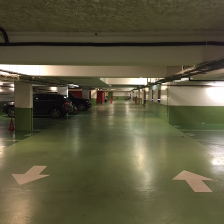 Estacionamento Edifício NEXTDOOR NEUILLY (Coberto) Neuilly-sur-Seine