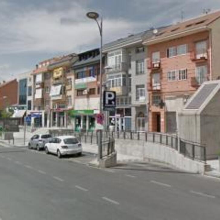 PARKING VILLALBA Openbare Parking (Overdekt) Madrid