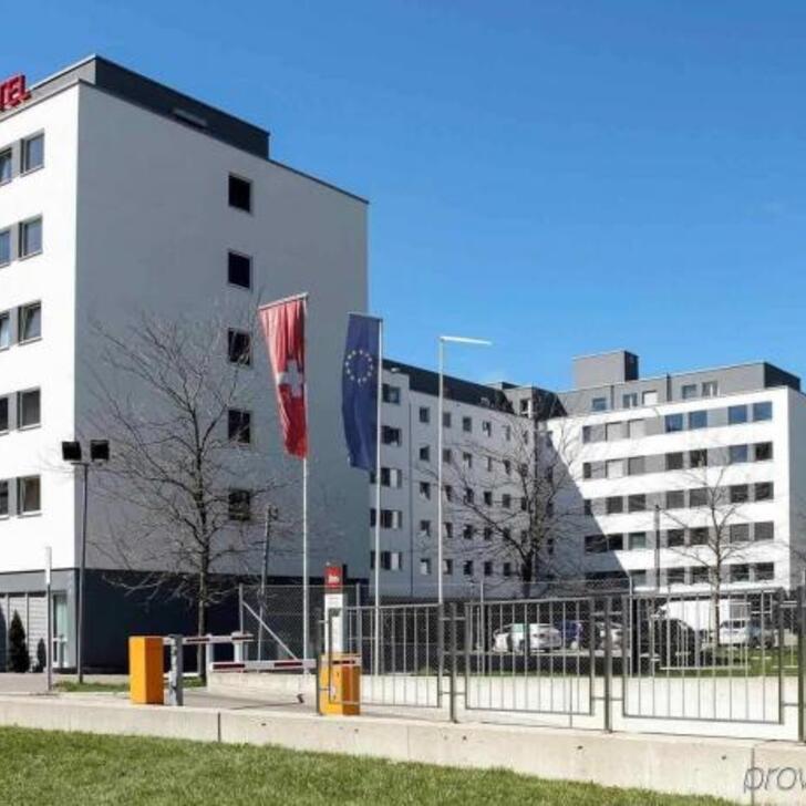 Hotel Parkplatz IBIS ZÜRICH MESSE AIRPORT (Überdacht) Zürich