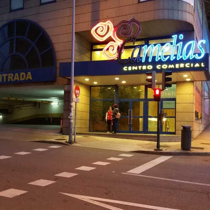 CAMELIAS VIGO Openbare Parking (Overdekt) Vigo, Pontevedra