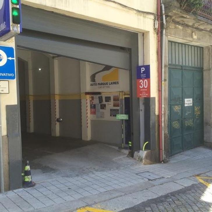 Estacionamento Público AUTO PARQUE LAIRES CAR SITTING (Coberto) Porto