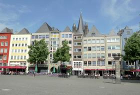 Parking Centro de la ciudad de Colonia : precios y ofertas - Parking de centro-ciudad | Onepark