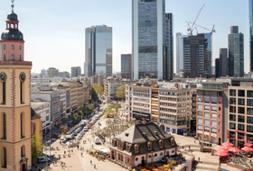 Frankfurt city center  car park in Frankfurt: prices and subscriptions - City center car park | Onepark