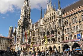 Parking Centro de la ciudad de Munich : precios y ofertas - Parking de centro-ciudad | Onepark